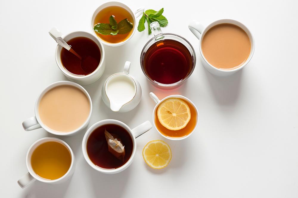 Aprende a leer las hojas de té