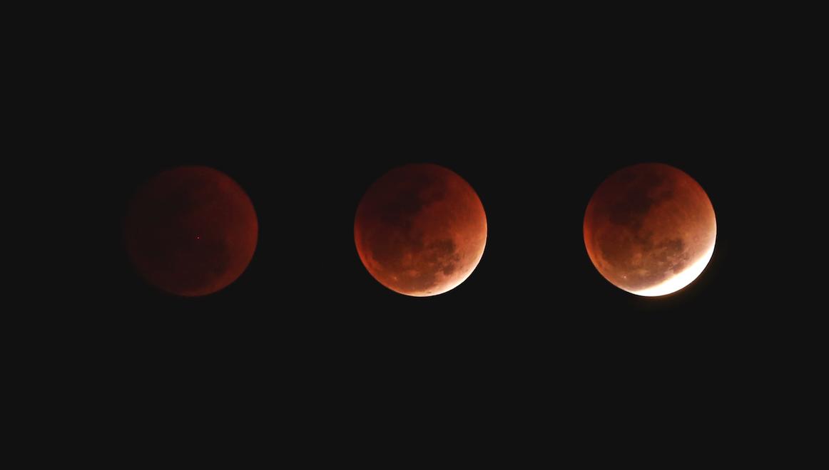 El eclipse lunar en Leo quiere que goces la vida al máximo