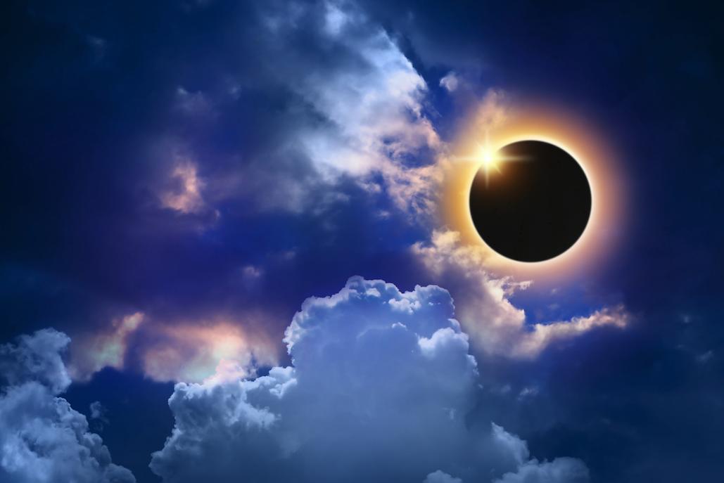 El primer eclipse del 2019 llega para ayudarte a construir tus sueños