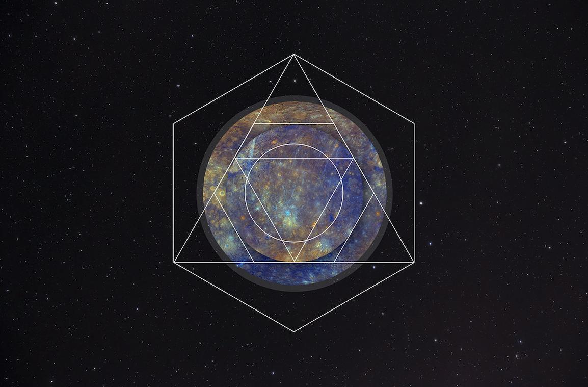 Mercurio en la astrología—el mensajero cósmico a su máximo esplendor