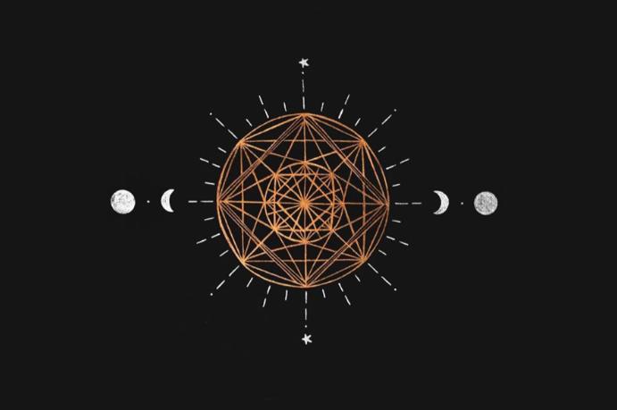 El eje Cáncer-Capricornio—la forma y la estructura del universo