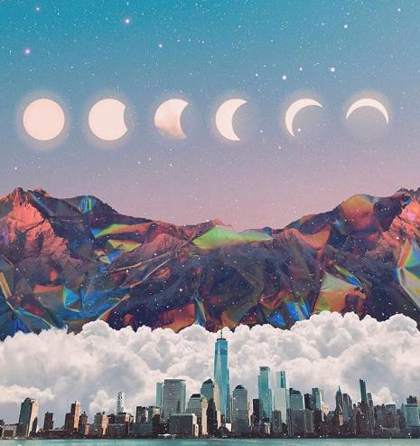 Con dos eclipses y Mercurio retrógrado, Julio cambiará tu vida para siempre