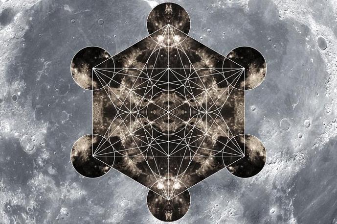 Geometría sagrada: El cubo de metratrón