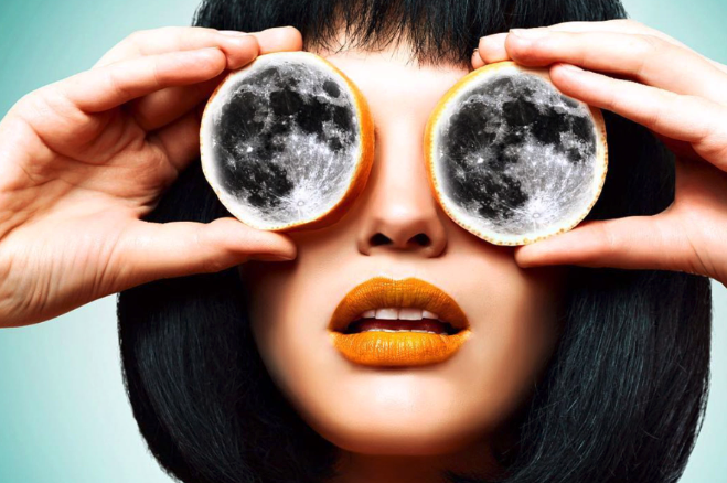 Luna llena de Agosto—amando en libertad