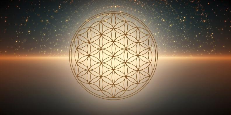Geometría sagrada: La flor de la vida