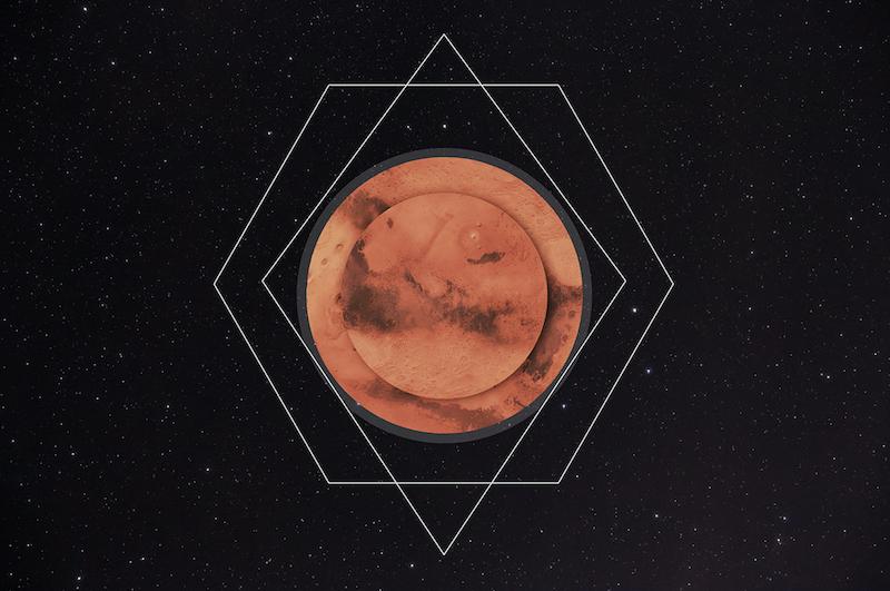Marte en los signos zodiacales: lo que el planeta de la acción dice sobre tu ambición y tus relaciones
