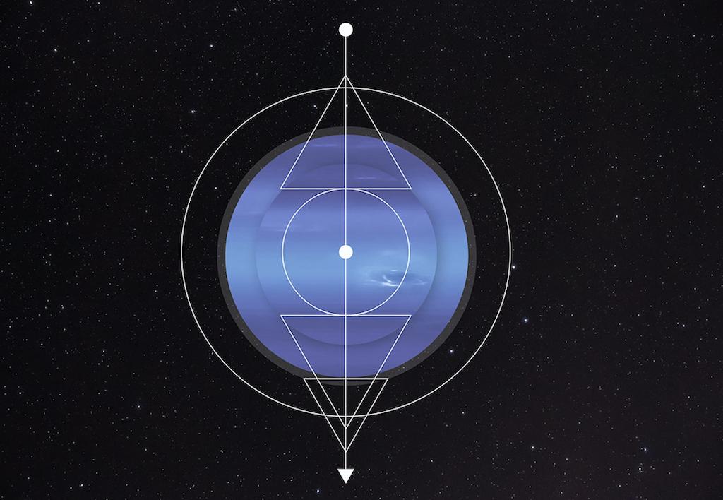 Neptuno en la astrología—sumergiéndonos en las mareas espirituales del universo