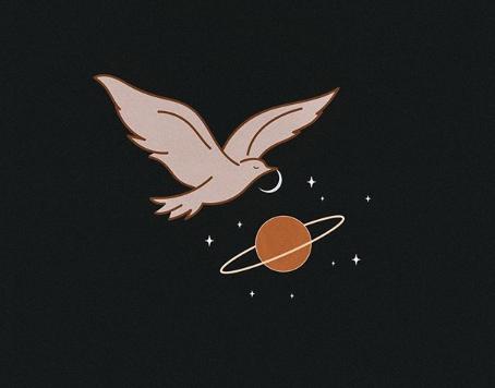 Saturno conjunta al nodo norte para traernos lecciones kármicas
