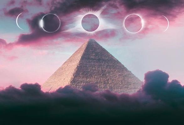 El eclipse de luna nueva llega para cerrar el 2019 con broche de oro