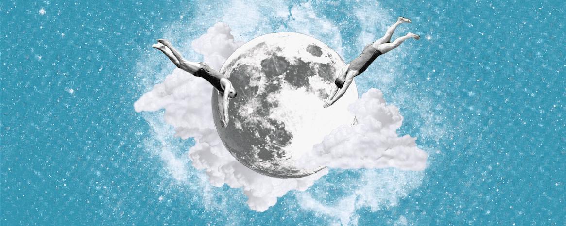 La luna llena en Libra te da a escoger entre ayudar a otros y ayudarte a ti