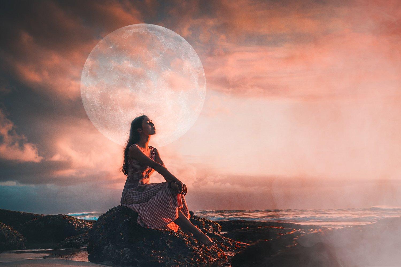 La luna llena en Escorpión ilumina secretos dentro de nuestra relaciones