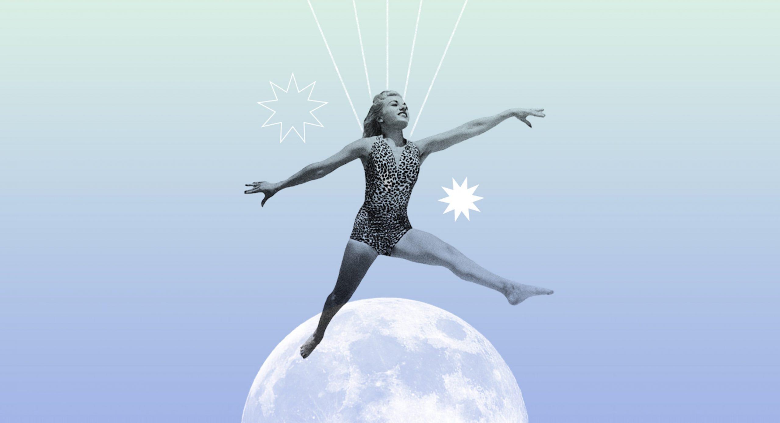 La luna llena en Acuario quiere que abras tu mente a las sorpresas